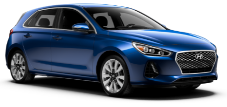 2018 Hyundai Elantra GT - Electric Blue