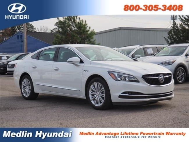 Used 2018 Buick LaCrosse Essence Sedan Rocky Mount
