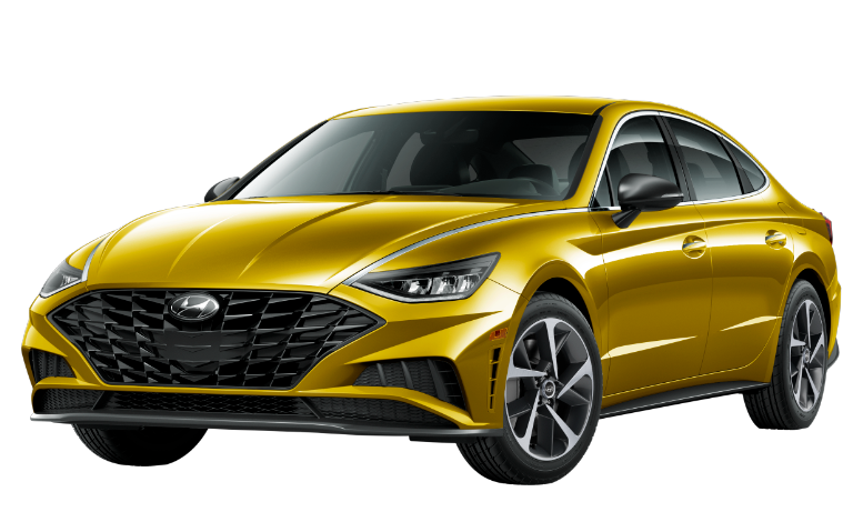 2021 Hyundai Sonata SEL Plus - Glowing Yellow