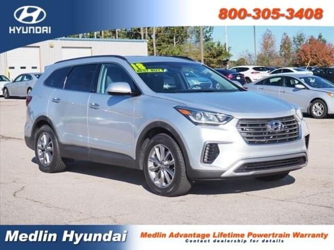 Used 2018 Hyundai Santa Fe SE SUV Rocky Mount