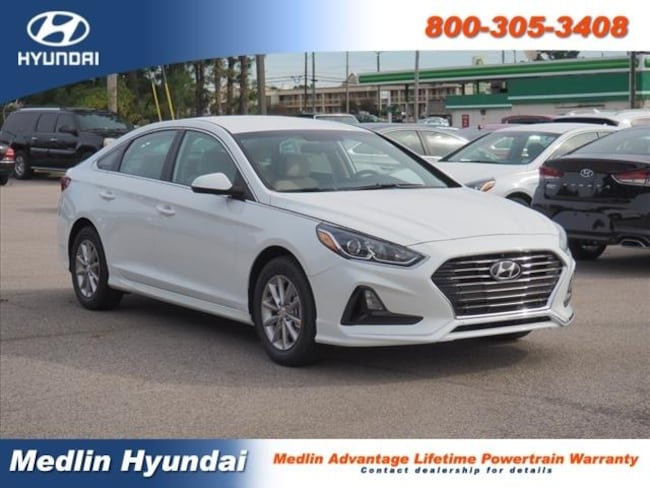 New 2019 Hyundai Sonata SE Rocky Mount