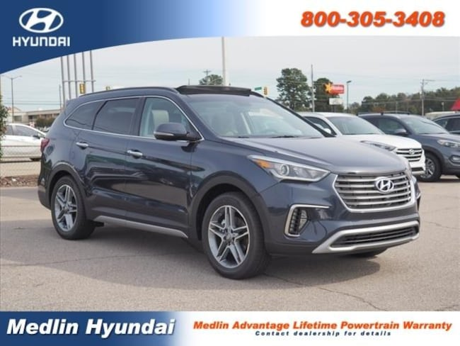 New 2019 Hyundai Santa Fe XL Limited Ultimate Rocky Mount
