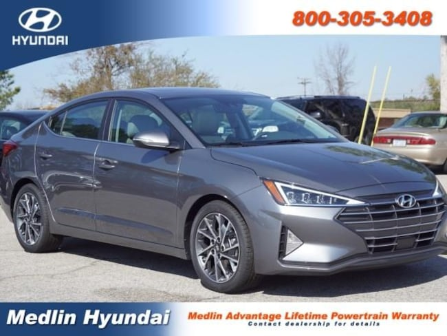 New 2019 Hyundai Elantra Limited Rocky Mount