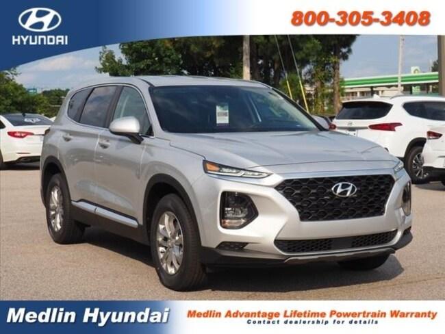 New 2019 Hyundai Santa Fe SE Rocky Mount
