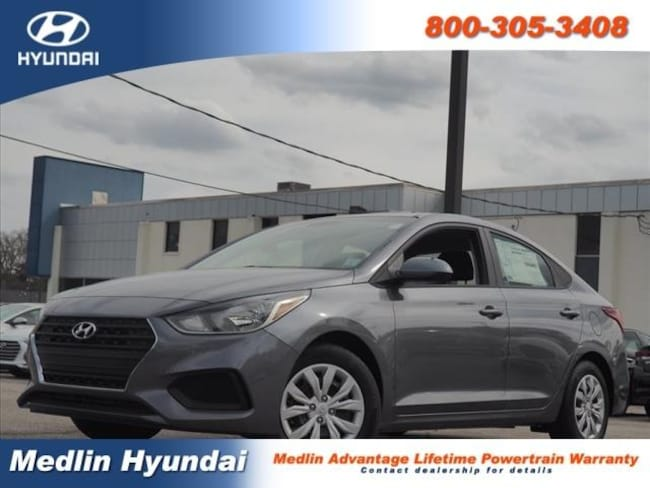 New 2018 Hyundai Accent SE Rocky Mount