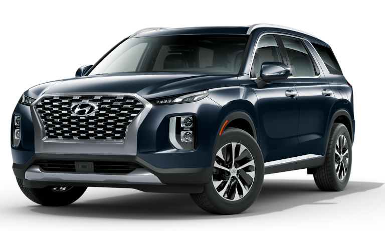 2021 Hyundai Palisade SEL -  Moonlight Cloud