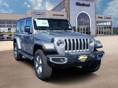 2018 Jeep Wrangler UNLIMITED SAHARA 4X4 Sport Utility For sale in Castle Rock CO, Littleton