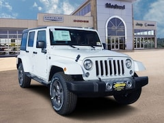2018 Jeep Wrangler JK UNLIMITED SAHARA 4X4 Sport Utility For sale in Castle Rock CO, Littleton