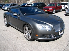 2012 Bentley Continental GTC GTC Convertible