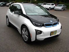 2015 BMW i3 with Range Extender Mega Hatchback