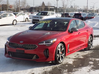 2018 Kia Stinger GT Limited DEMO Berline