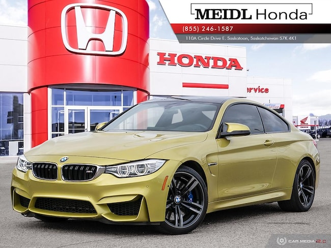 2016 BMW M4 DCT Coupe