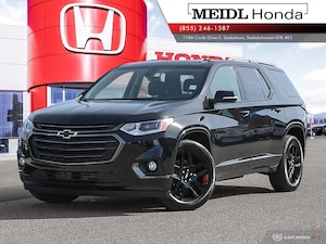 2018 Chevrolet Traverse Premier Redline AWD *No Collisions*