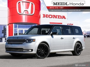 2019 Ford Flex Limited AWD *No Collisions*