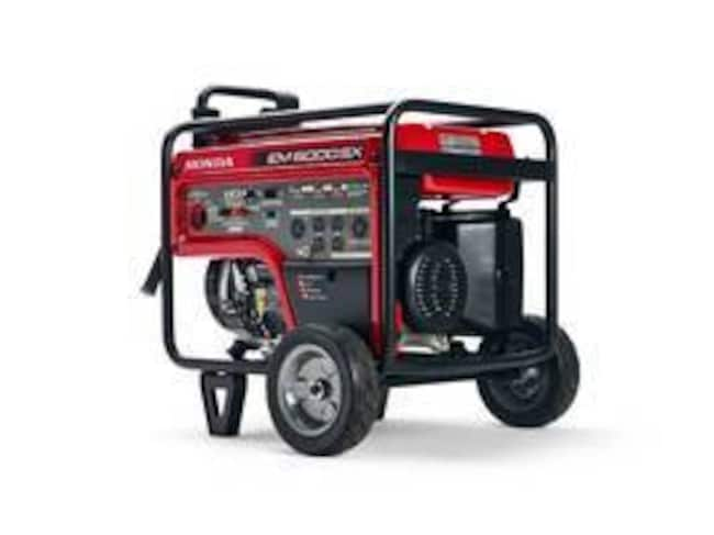 2019 HONDA Generator (Home Back-up) Electric Start 5000