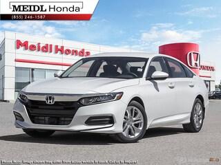 2018 Honda Accord 1.5T Lx Cvt Sedan