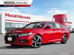 2018 Honda Accord 1.5T Sport Cvt Sedan