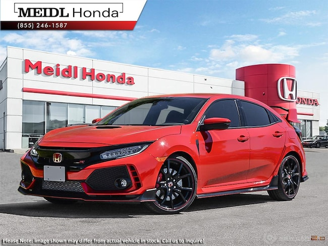 2018 Honda Civic Type R Type R 6Mt Hatchback