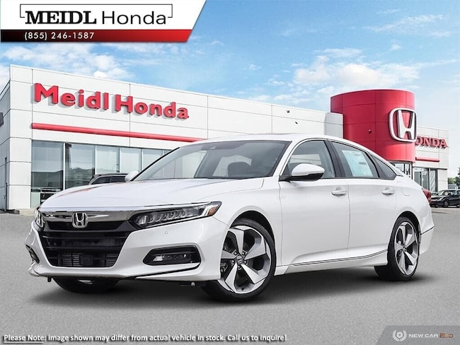 2019 Honda Accord 2L Touring 10At Sedan