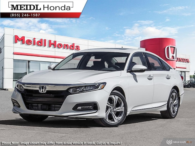 2019 Honda Accord Exl Cvt Sedan