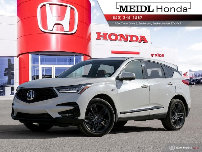 2019 Acura RDX A-Spec w/Leather  SUV