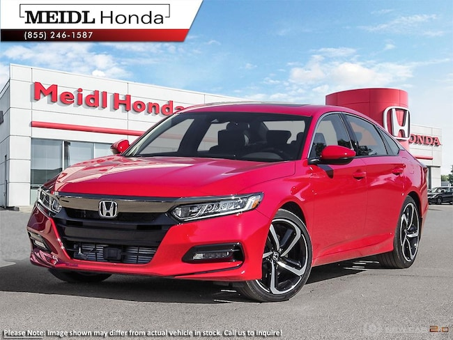 2018 Honda Accord 2T Sport 6Mt Sedan