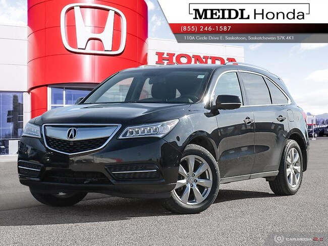 2015 Acura MDX Elite AWD *No Collisions, New Timing Belts* SUV