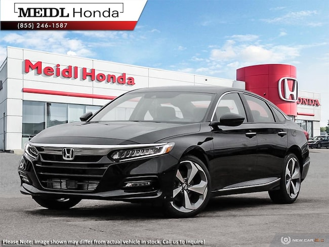 2019 Honda Accord Touring Cvt Sedan