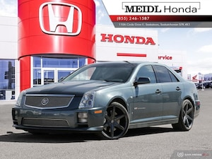 2006 Cadillac STS-V *Supercharged, No Collisions*