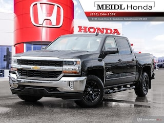 2016 Chevrolet Silverado 1500 LT True North Edition 4X4 Truck Crew Cab