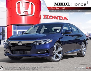 2018 Honda Accord Touring Cvt Sedan