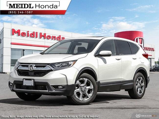 2019 Honda CR-V Exl Awd SUV