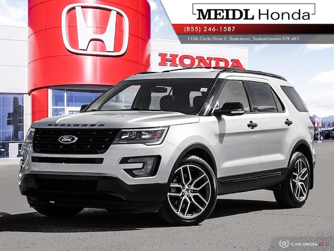 2017 Ford Explorer Sport EcoBoost AWD *No Collisions* SUV