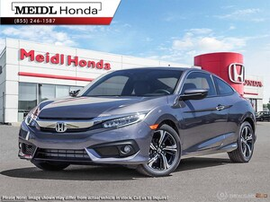2018 Honda Civic Touring $2500 Savings 2018 Civic Clear Out Coupe