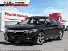 2018 Honda Accord 1.5T Exl Cvt Sedan