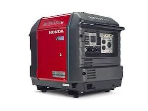 2019 HONDA Generator (Recreation) Ultra-Quiet 3000i ES