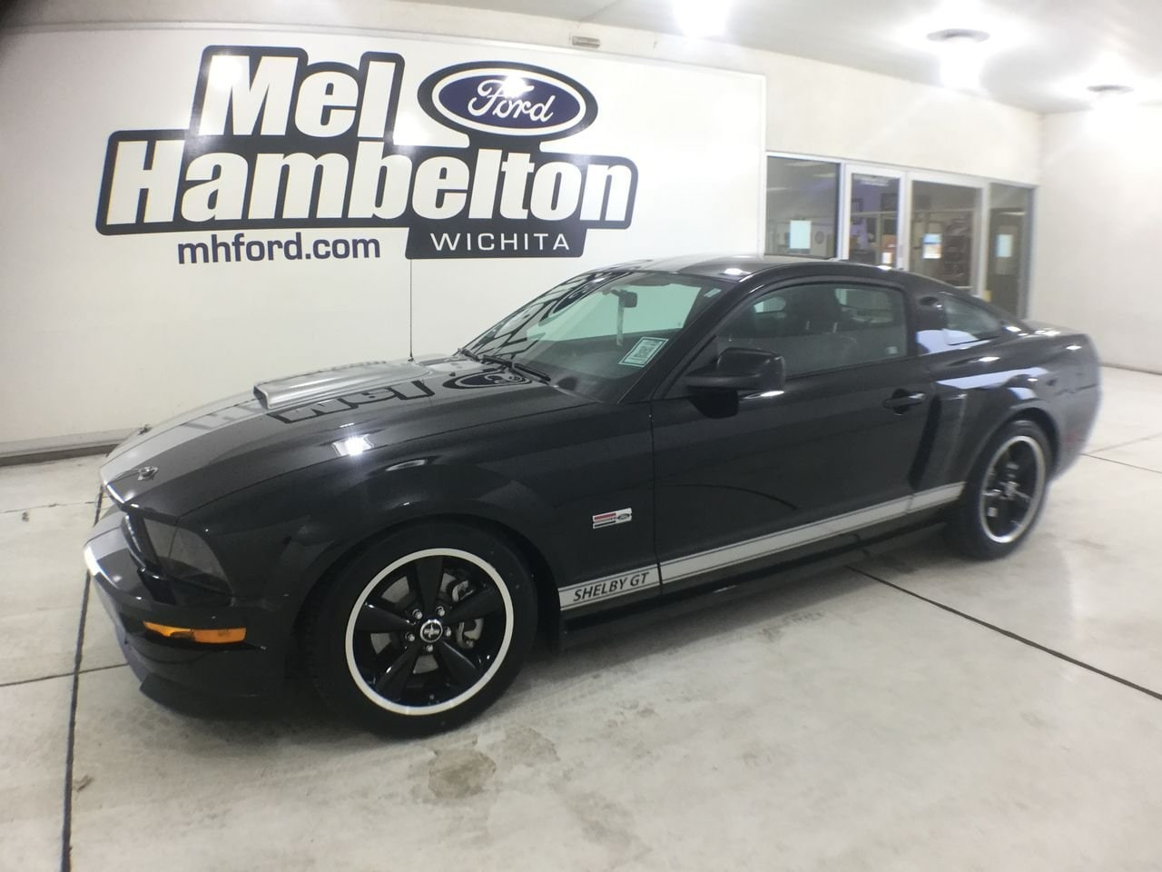 2007 Ford Mustang GT Premium Coupe
