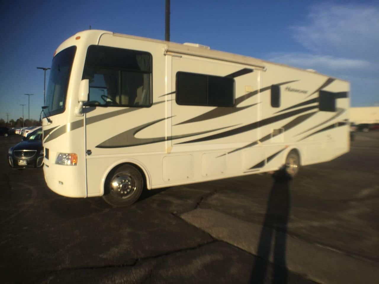 2011 Ford F-53 Motorhome Chassis Truck