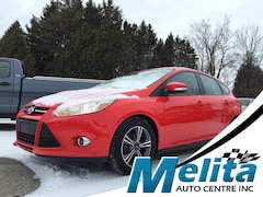 2014 Ford Focus SE, Bluetooth, heated seats Hatchback