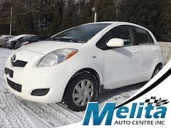 2011 Toyota Yaris RS Hatchback