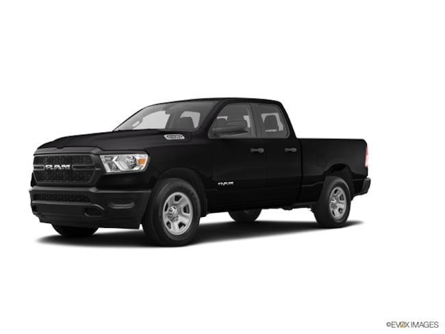 New 2019 Ram 1500 CLASSIC WARLOCK QUAD CAB 4X4 6'4 BOX Quad Cab Albuquerque, NM
