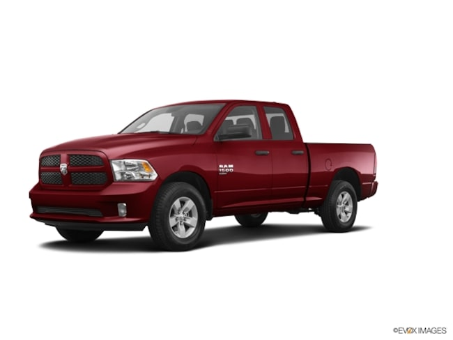 New 2019 Ram 1500 CLASSIC EXPRESS QUAD CAB 4X2 6'4 BOX Quad Cab Albuquerque, NM