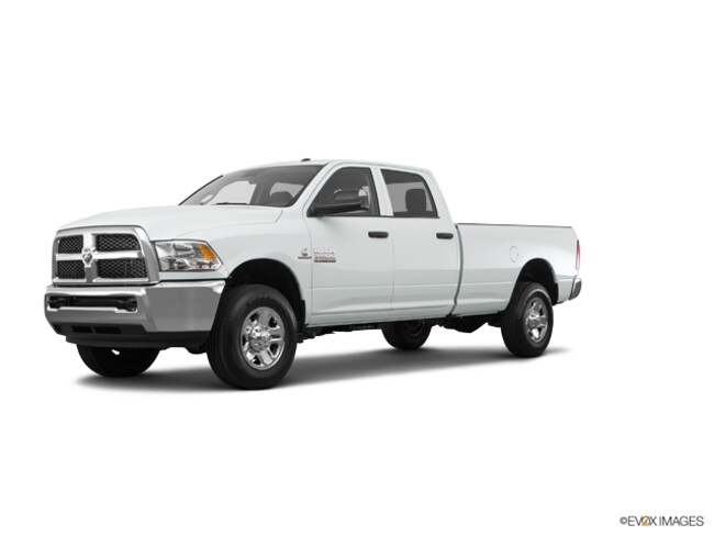 New 2018 Ram 3500 TRADESMAN CREW CAB 4X4 8' BOX Crew Cab Albuquerque, NM