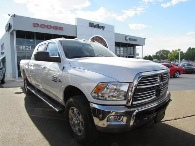 New 2018 Ram 2500 BIG HORN MEGA CAB 4X4 6'4 BOX Mega Cab Albuquerque, NM