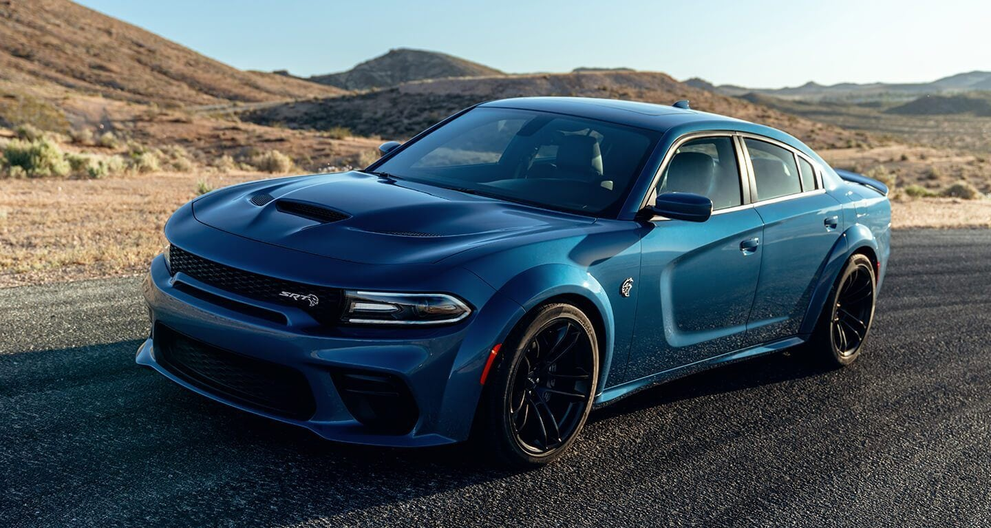 Buy, Lease, or Finance the 2019 Dodge Charger near Albuquerque NM
