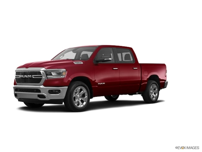 New 2019 Ram 1500 BIG HORN / LONE STAR CREW CAB 4X4 6'4 BOX Crew Cab Albuquerque, NM