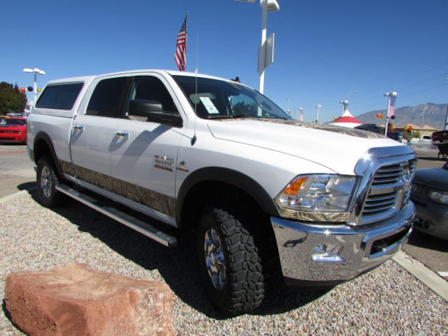New 2018 Ram 2500 BIG HORN CREW CAB 4X4 6'4 BOX Crew Cab Albuquerque, NM