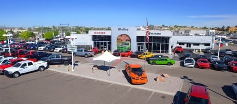 Melloy is the #1 Dodge Dealer in New Mexico