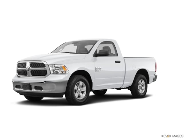 New 2019 Ram 1500 CLASSIC TRADESMAN REGULAR CAB 4X2 8' BOX Regular Cab Albuquerque, NM