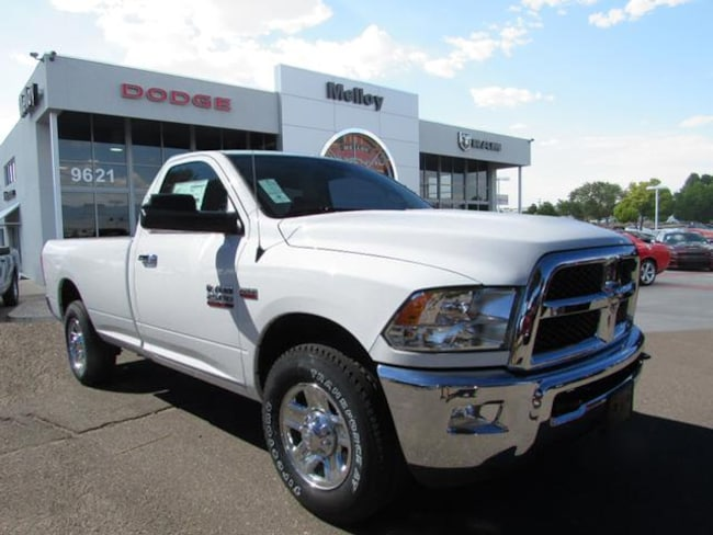 New 2018 Ram 2500 SLT REGULAR CAB 4X2 8' BOX Regular Cab Albuquerque, NM